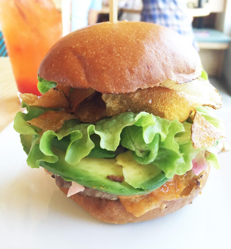 Say Aloha to Pono Burger