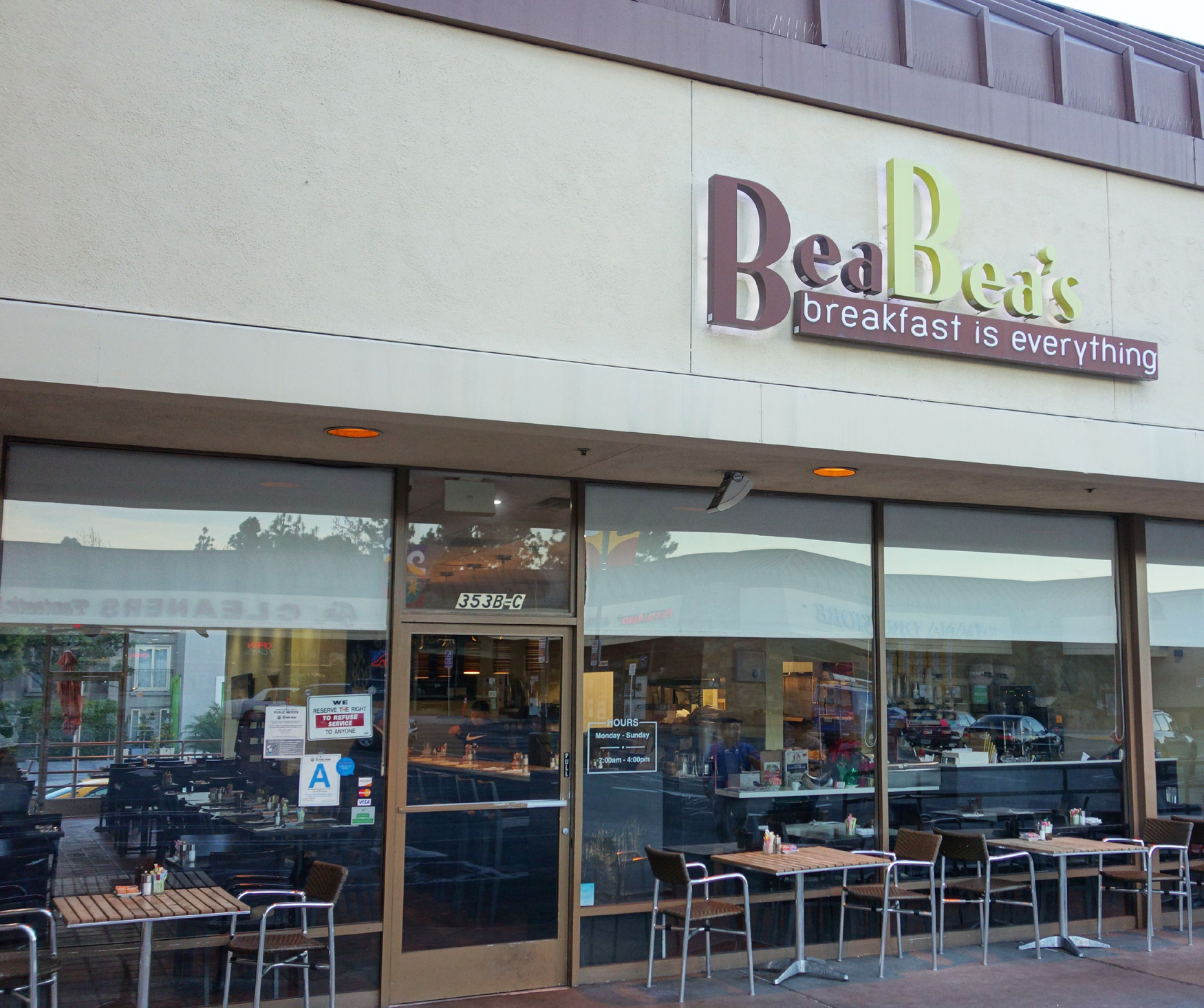 Brunch Doesn't Need to be Fancy to be Delicious - BeaBea's