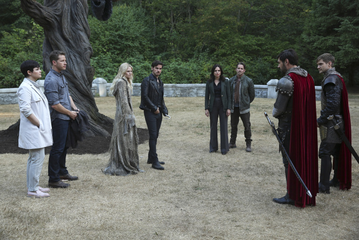 What I'm Watching - Fall TV - Once Upon a Time