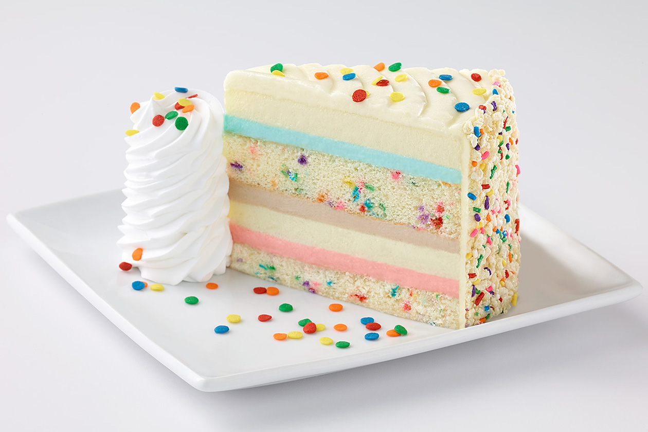 Friday Favorites on a Saturday Afternoon: Cheesecake Factory's new Funfetti Cheesecake