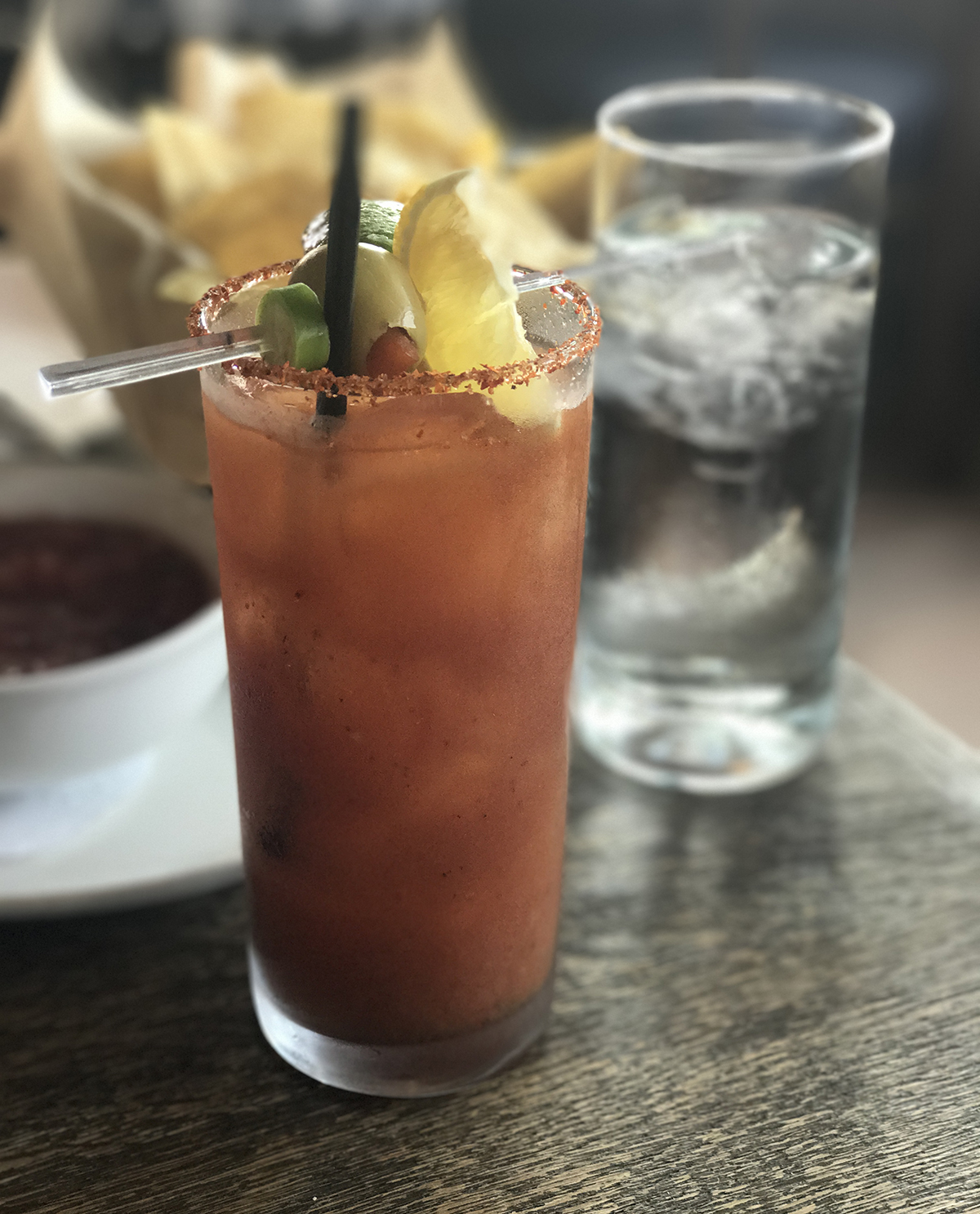 Brunch at Red O in Santa Monica - Bloody Mary