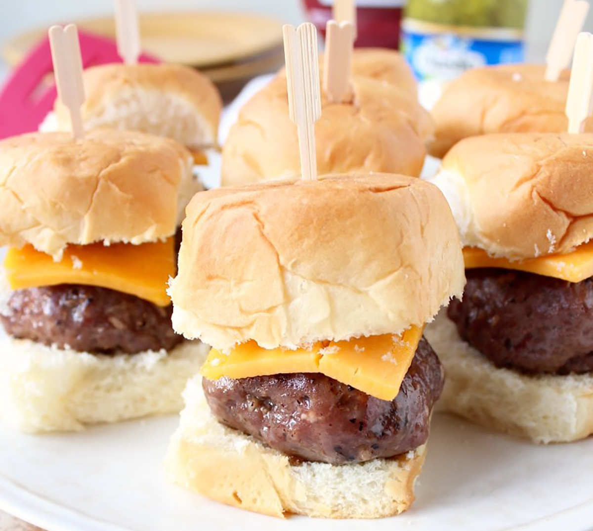 Friday Favorites - Taking a Big Bite - Sous Vide Sliders