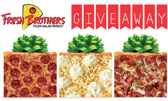 Fresh Brothers Giveaway