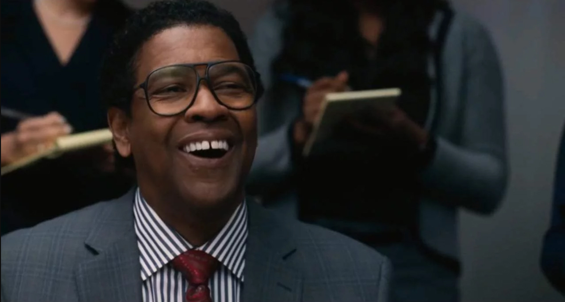 How I Fell in love with Roman J. Israel, Esq.