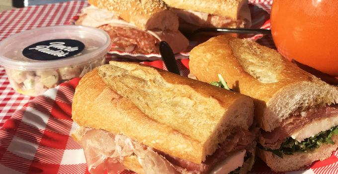 Uncle Paulie's Brings the Authentic Italian Subs