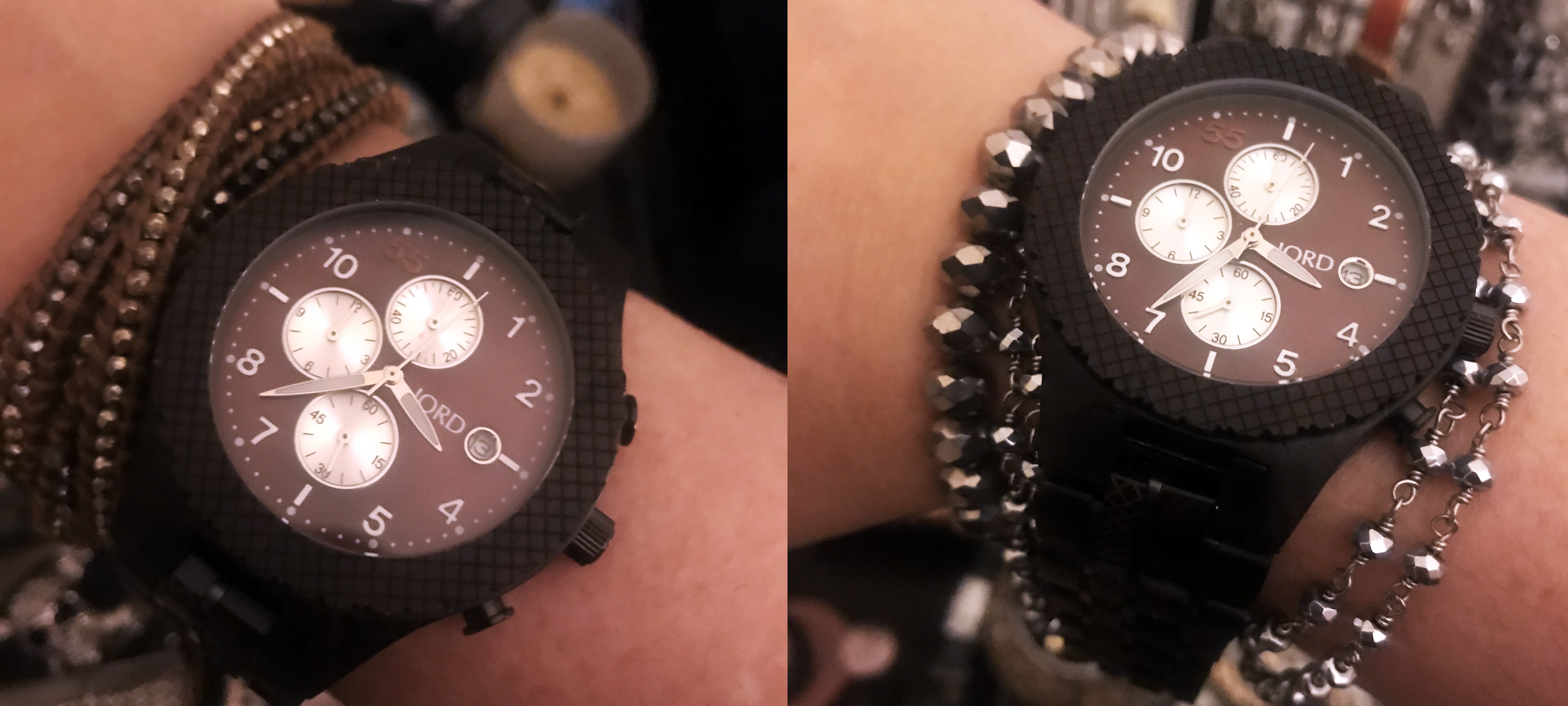 Check Out My New Jord Watch