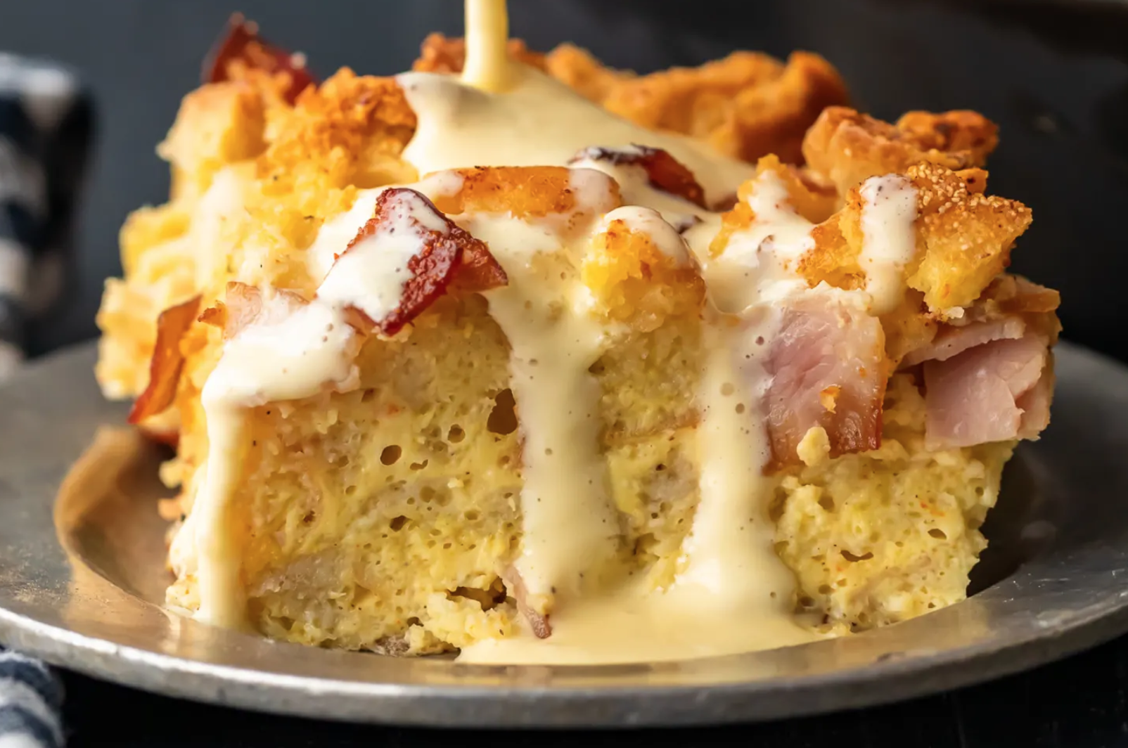 Friday Favorites: Eggs Benedict Casserole